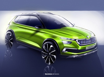 Crossover Concept VISION X - Crossover Concept VISION X