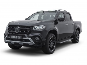 BRABUS - BRABUS refines the Mercedes X-Class