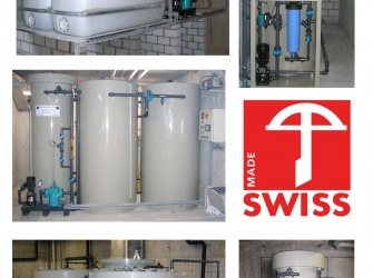 DLK-FBR & Easy Swiss, Biological Water Treatment, Swiss Made