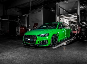 ABT RS4+