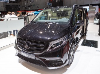 GIMS Premieres Brabus Business