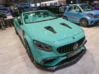 Mansory Mercedes Apertus Edition