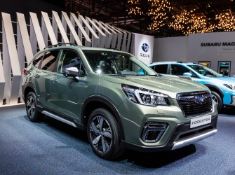GIMS Premieres Subaru Forester
