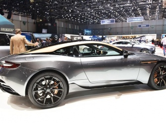 Refinement for Aston Martin DB11