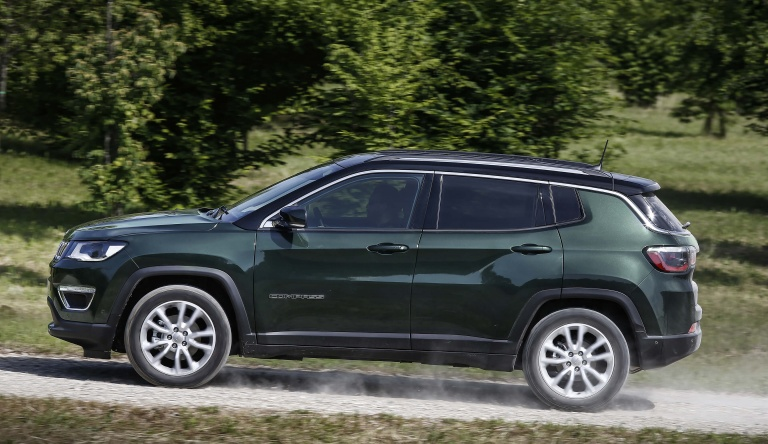 New Jeep Compass, more technology and connectivity