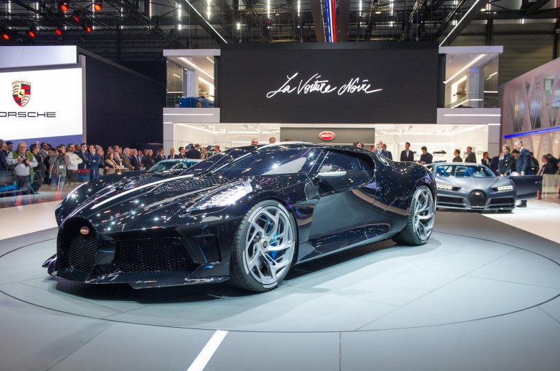 Gims Geneva International Motor Show